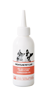 Flesje Frontline Pet Care Oorreiniger Gel