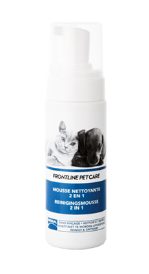 Fles Frontline Pet Care Reinigingsmouse 2-in-1